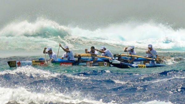 Le Va'a en Polynésie