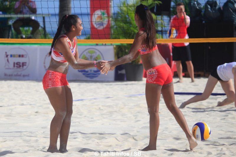 Le Volleyball en Polynésie